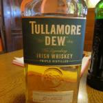 TULLAMORE D.E.W. IRISH WHISKEY