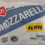 BASIC MOZZARELLA