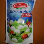 Galbani- mozzarella 20 Mini