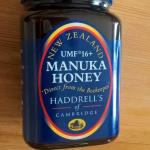 Manuka Honey, Haddrellś, UMF 16+