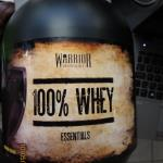 WARRIOR 100% Whey Essentials (Banana Cream)
